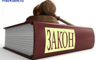 Содержание статьи 283 Федерального Закона РФ