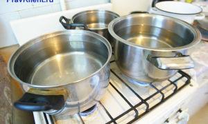 В доме отключили горячую или холодную воду: куда жаловаться