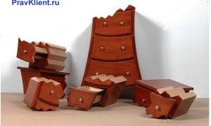 Независимая экспертиза качества мебели