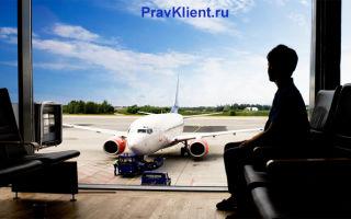 Составление претензии туроператору за задержку рейса по образцу