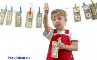 Виды, размеры и примеры расчетов налоговых вычетов на детей