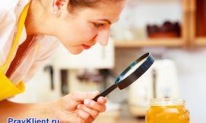 Проведение проверки продуктов на качество Роспотребнадзора