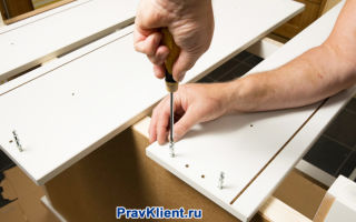 Особенности гарантии, действующей на мебель