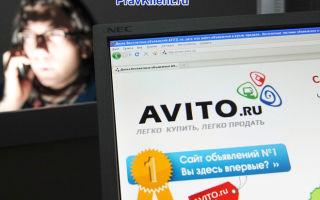 Как наказать мошенников на Авито