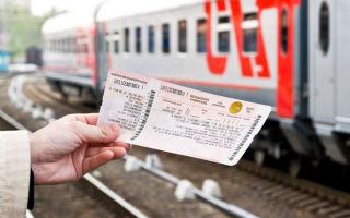 Можно ли вернуть билет РЖД, купленный через интернет