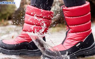 Срок гарантии на обувь по закону
